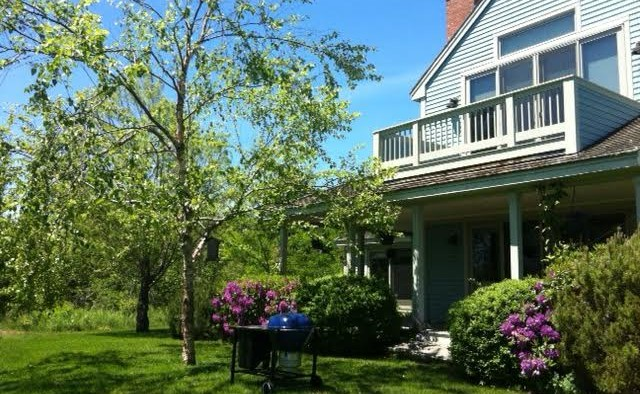 Architect Designed Home for Sale Cushing, ME