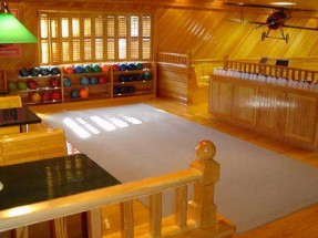 Residential Bowling Alley