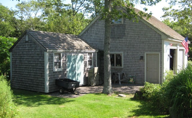 Detached two car garage, Cushing, ME Highly energy efficient & architect designed home for sale