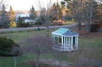 Portable Solarium for Your Garden in Boothbay, ME