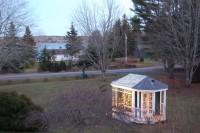 Waldoboro, ME Portable Solarium for Your Garden