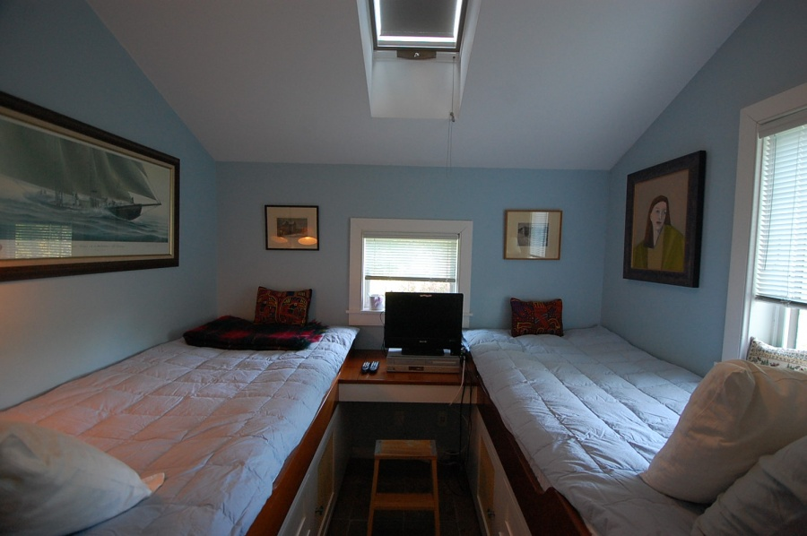 Guest or Child's Bedroom, Ship's Galley Style, Cushing, ME