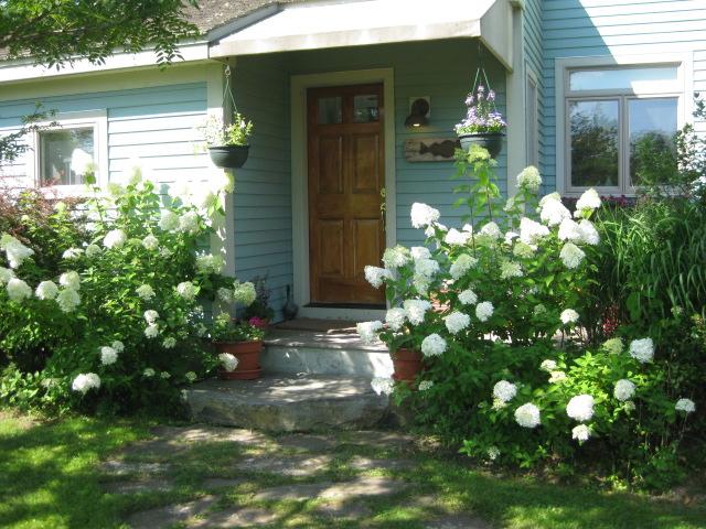 Home Entrance, Cushing, ME