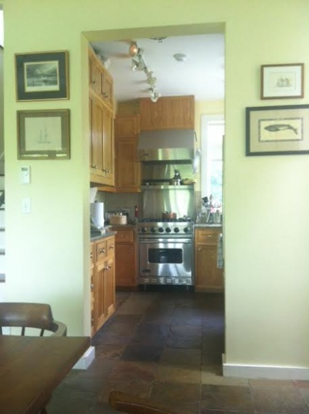 Kitchen, Cushing, ME Compact & Very Efficient