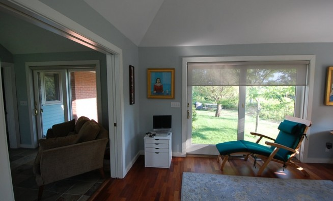 Master Bedroom & Office Area on Ground Floor, Cushing, ME