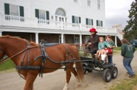 Taste of Thomaston - Carriage Rides by Daggett Builders, Inc