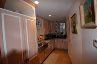 Bespoke Butlers Pantry Cabinets by Daggett Builders