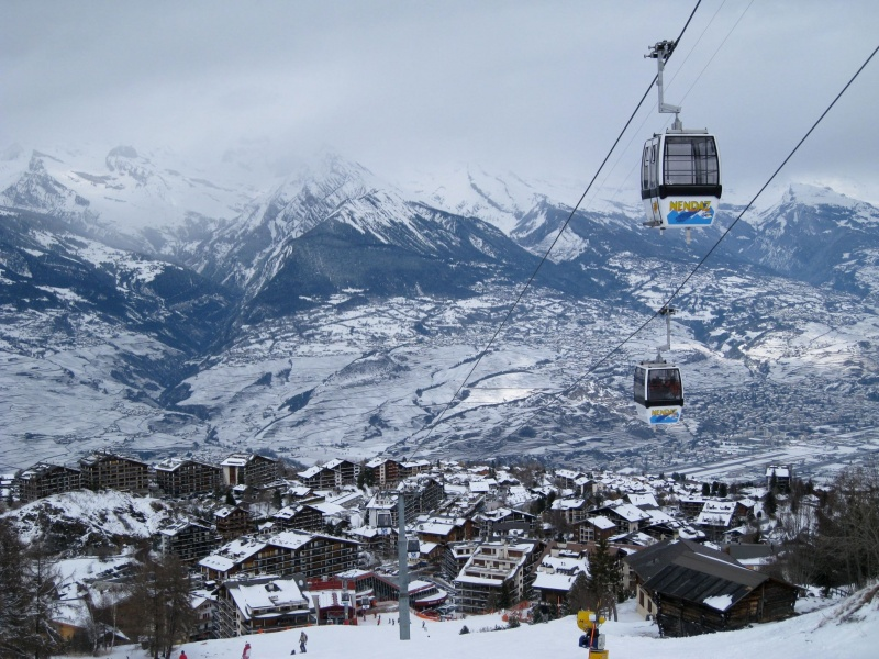 Nendaz Ski Lifts