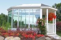 Model Solarium at Plants Unlimited