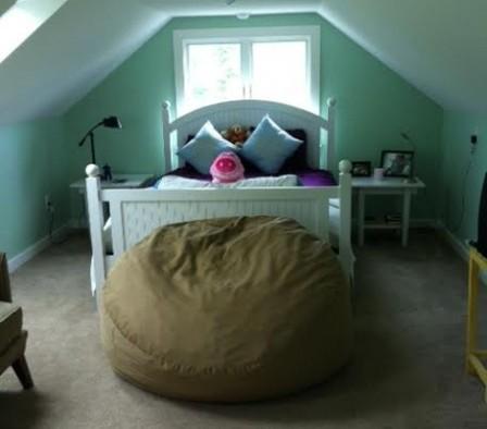 Studio, Architect Designed Home, Cushing, ME