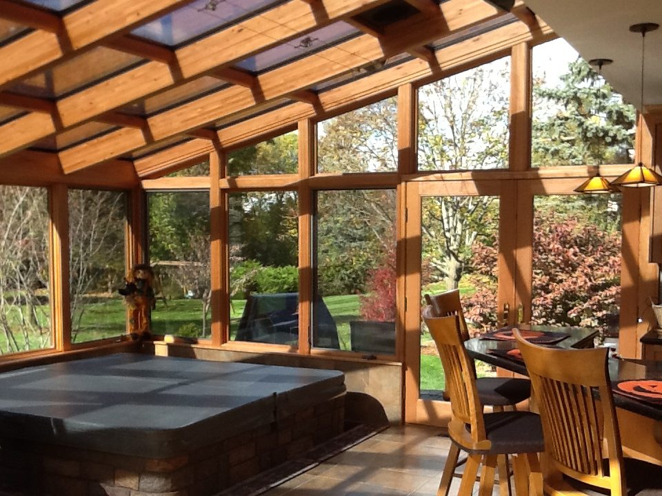 Sunrooms Conservatories Solariums Greenhouses Pool