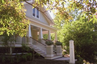 Traditional Cape to Craftsman Style Major Remodel, Camden, ME