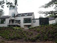 Sam Van Dam designed house.